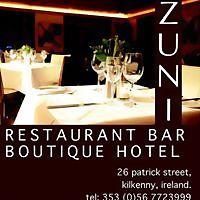 Logo 3) Zuni Restaurant & Boutique Hotel