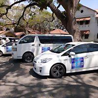 Logo 29) Lotus Cabs Galle