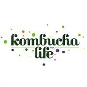 Logo 6) Kombucha Life / Комбуча Лайф