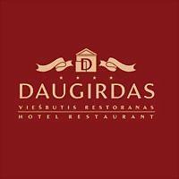 Logo 3) Daugirdas Hotel