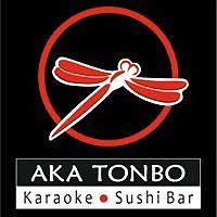 Logo 14) Aka Tonbo Karaoke Sushi Bar