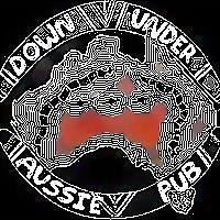 Logo 3) Down Under - Aussie Pub