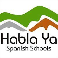 Logo 13) Habla Ya Spanish Schools