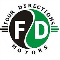Logo 3) Four Directions Motors Hyundai Jcb Armenia