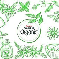 Logo 8) Radico Colour Me Organic