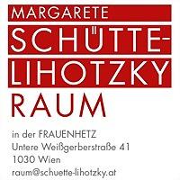 Logo 3) Margarete Schütte-Lihotzky Raum