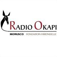 Logo 19) Radio Okapi