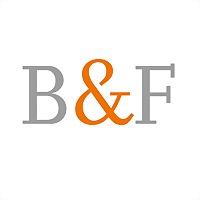 Logo 6) B&f Werbeagentur
