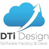 Logo 7) Dti & Design