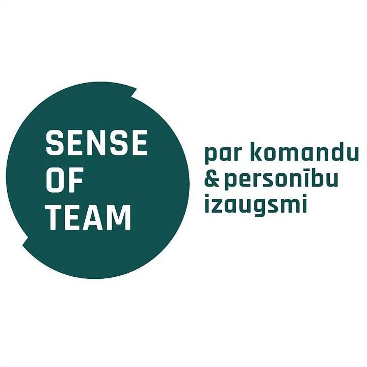 Logo 122) Sense of Team