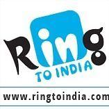 Logo 2) Cheap Calls To India- Www.ringtoindia.com Just 1.5 P