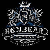 Logo 20) Ironbeard Tattoo