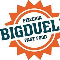 Logo 13) Big Duell Pizza