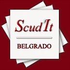 Logo 25) Scud'it Belgrado Škola Italijanskog Jezika