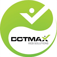 Logo 8) Dotmax Web Solutions