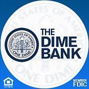 Logo 8) The Dime Bank