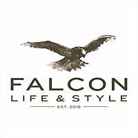 Logo 10) Falcon Life & Style