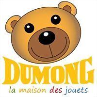 Logo 1) Dumong - La Maison Des Jouets