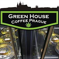 Logo 3) Green House Coffee Prague
