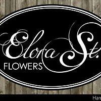 Logo 6) Elora St. Flowers