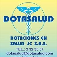 Logo 2) Dotasalud Jn Ltda