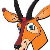 Logo 49) Antilopea