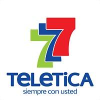 Logo 6) Teletica