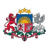 Logo 81) Latvijas Republikas Saeima