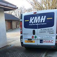 Logo 31) Kmh Refrigeration Services