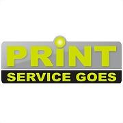 Logo 42) Printservice Goes