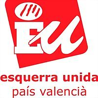 Logo 3) Esquerra Unida Del País Valencià (Eupv)