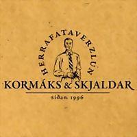 Logo 20) Herrafataverzlun Kormáks Og Skjaldar