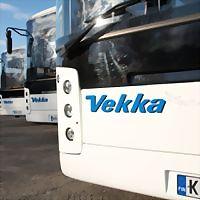 Logo 6) Vekka Liikenne Oy