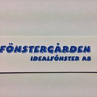 Logo 3) Fönstergården Idealfönster Ab