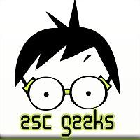 Logo 5) Esc Geeks