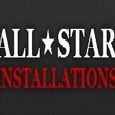Logo 3) All Star Installations