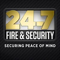 Logo 21) 247 Fire & Security