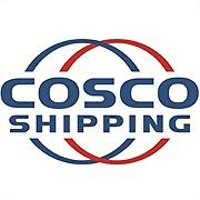 Logo 1) Cosco Shipping Lines