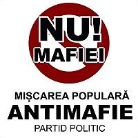 Logo 3) Mişcarea Populară Antimafie