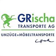 Logo 4) Grischa Transporte Ag