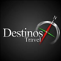 Logo 2) Agencia De Viajes Destinos Travel