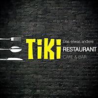 Logo 2) Tiki Bar