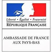 Logo 20) Ambassade De France Aux Pays-Bas