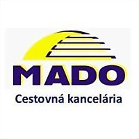 Logo 10) Cestovná Kancelária Mado