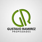 Logo 4) Gustavo Ramírez Propiedades