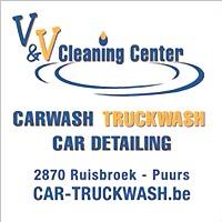 Logo 22) V&v Cleaning Center Carwash & Truckwash Ruisbroek-Puurs