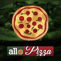 Logo 2) Allo-Pizza St Denis