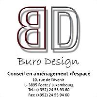 Logo 7) Buro Design - Luxembourg