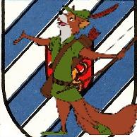 Logo 2) Robin Hood