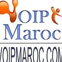 Logo 2) Voipmaroc